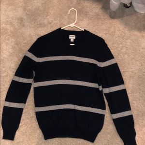 Size S Striped Sweater